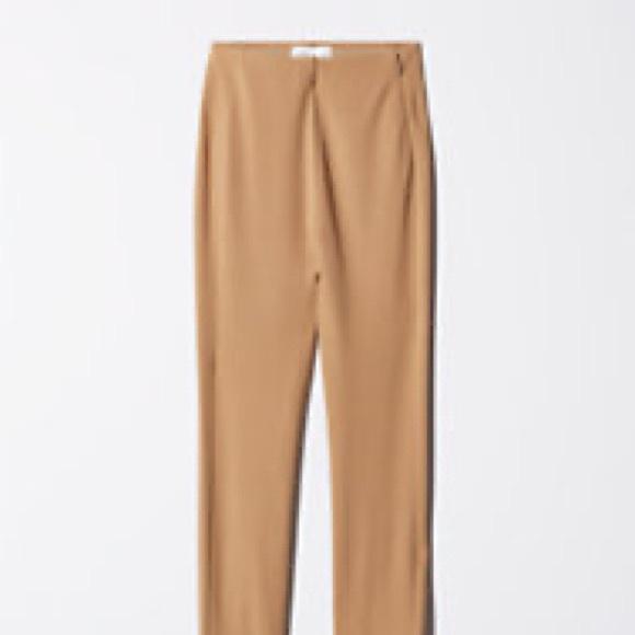 Babaton from Aritzia NWOT Stirrup Skinny Pants